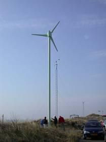 medium wind turbine