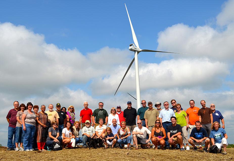 2012 Wind Senators