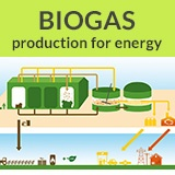 Innovate to Mitigate. Biogas production for energy is one area to consider.